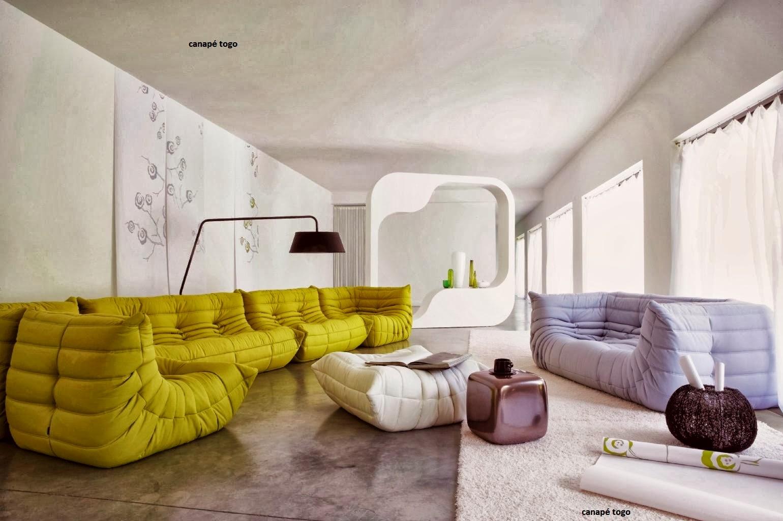 canap togo pour votre salon les canap s au monde. Black Bedroom Furniture Sets. Home Design Ideas