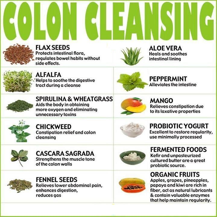 Top Natural Remedies For Colon Cleansing | Ways to Make a Homemade Colon Cleanser - Noor LifeStyle