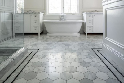 Thinking of Re-tiling Your Bathroom Floor? Avoid These Common Mistakes.