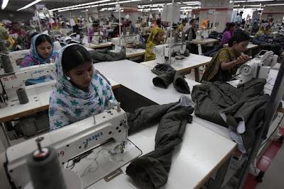 les travailleuses du textile Bangladesh