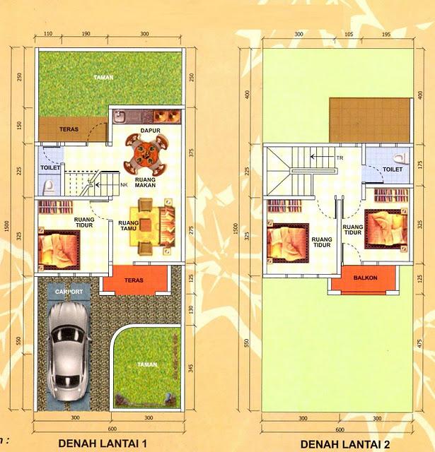 rumah type 80 3 kamar medan johor rumah medan johor