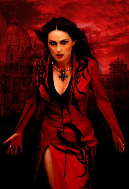 Within Temptation,Stand My Ground, Sharon Den Adel