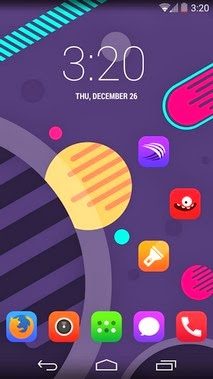 Pop UI (Go Apex Nova theme) download apk