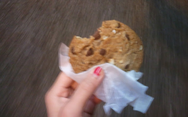 Almond Joe from the Pacific Cookie Company