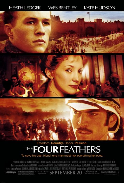 Eternity of Dream: Review — The Four Feathers (