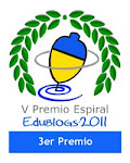 PREMIOS ESPIRAL EDUBLOG 2011