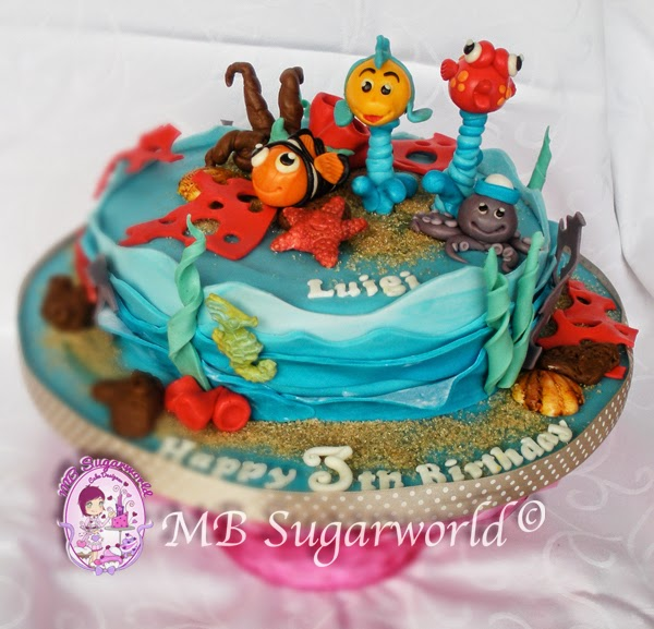 torta flaonders ariel