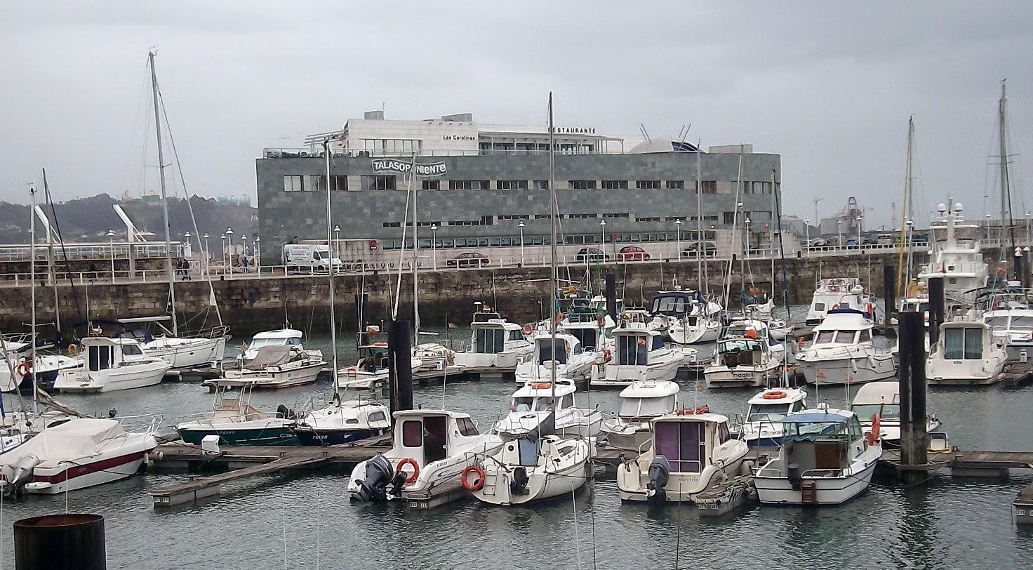 gijon puerto