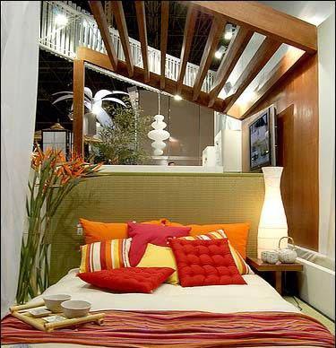 Inspiring Home Design: Minimalist Bedroom Interior Design From Japan