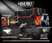O Call of Duty: Black Ops 2 Prestige Edition será, obviamente dar a você o .