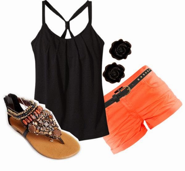 Top 5 Summer Outfits,Fashion Trends for Teenage Girls