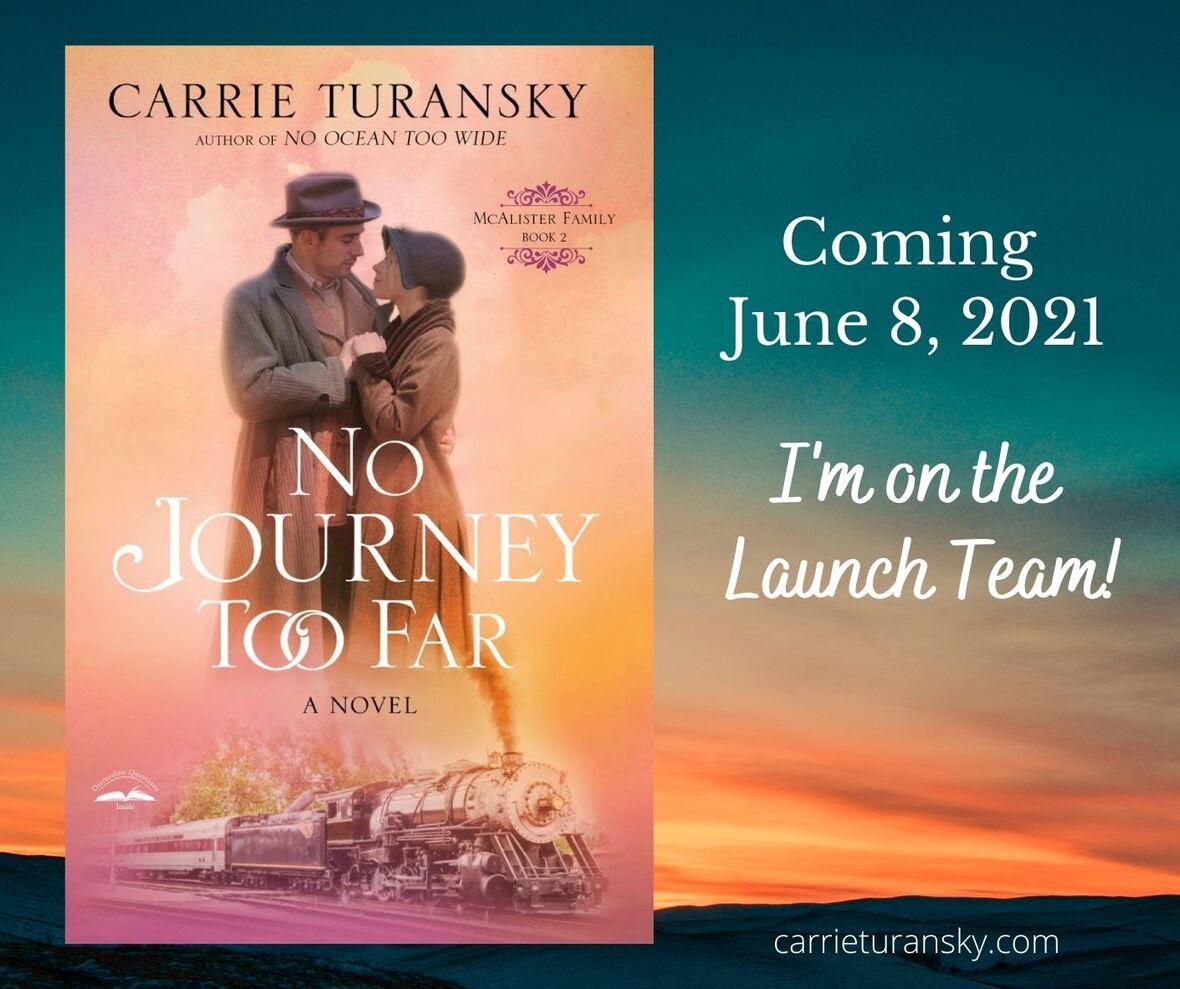 No Journey Too Far Launch Team