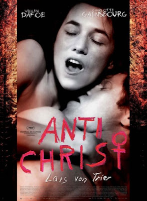 Watch Antichrist 2009 BRRip Hollywood Movie Online | Antichrist 2009 Hollywood Movie Poster