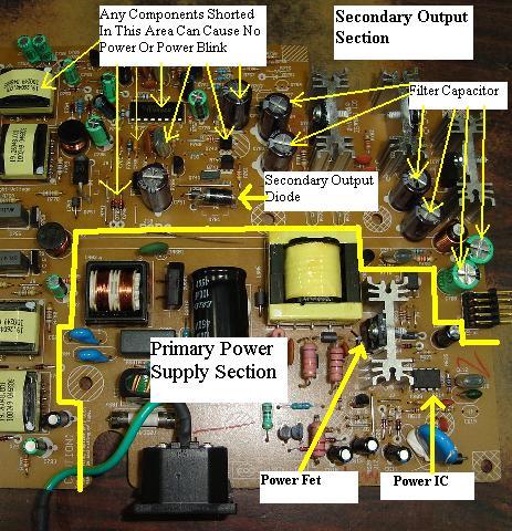Computer Smps Circuit Diagram Blueraritanfo