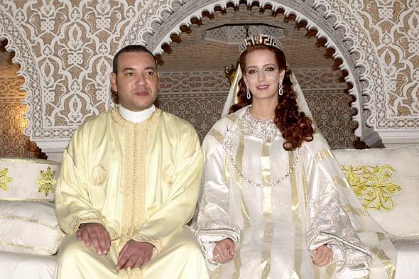 Matrimonio In Morocco : The royal order of sartorial splendor wedding wednesday
