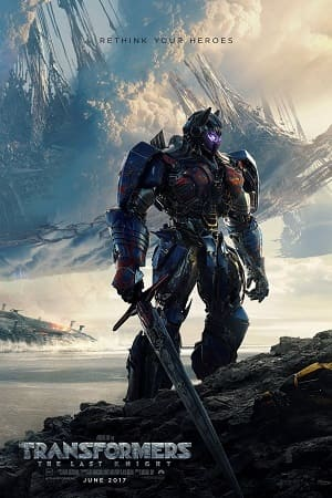 Transformers - O Último Cavaleiro IMAX Torrent Download