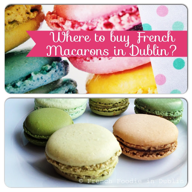 Where to buy french macarons in dublin french foodie and mr firstly what is a macaron its a french confectionary made of a meringue shell with a buttercream or ganache filling theyre colourful and come in many urmus Image collections