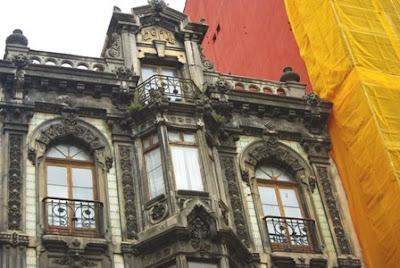 Gijón, Modernismo, edificio calle Cabrales 88