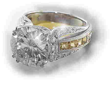 fashion 2day stylish engagement rings with diamonds and gem stones