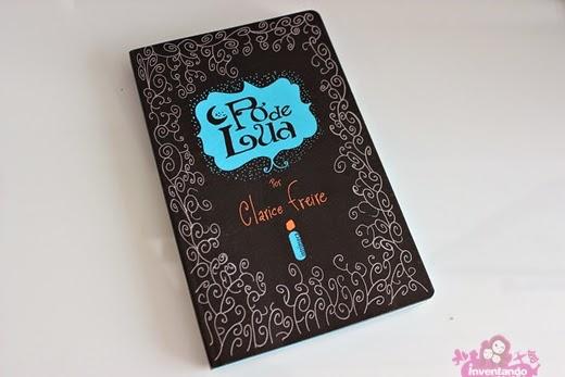 """Pó de Lua"" - Clarice Freire"