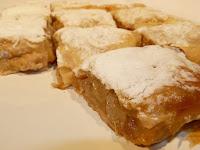Hungarian Dessert - Almas Retes