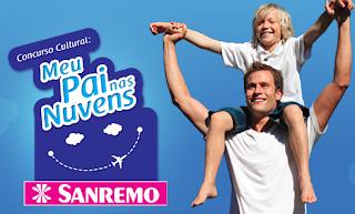 Concurso Cultural Dia dos Pais Sanremo