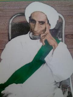 Habib Ali bin Husein Al attas (bungur)