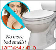 Natural Ways To Get Rid Of Bathroom Odours  How to Remove Toilet Odors Naturally, kalivarai natram poga eliya valigal, remove toilet smell tips, general tips in tamil, lifehacks in tamil, toilet smells really bad, smelly toilet problem, sutham sugam tharum, டாய்லெட் நாற்றம், கழிவறை