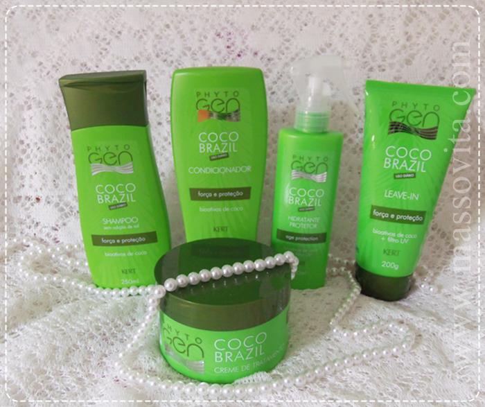Shampoo Coco Brazil