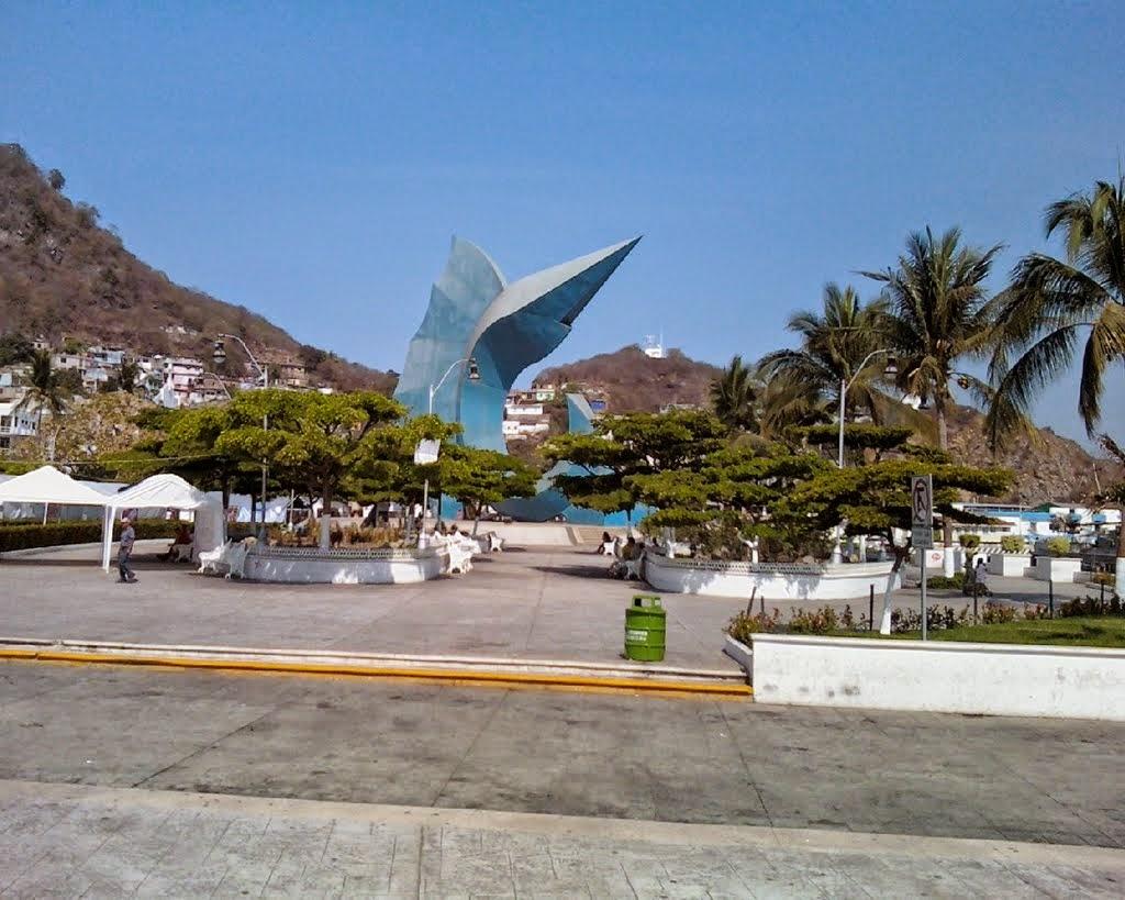 El Centro de Manzanillo, Colima