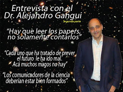 Dr. Alejandro Gangui