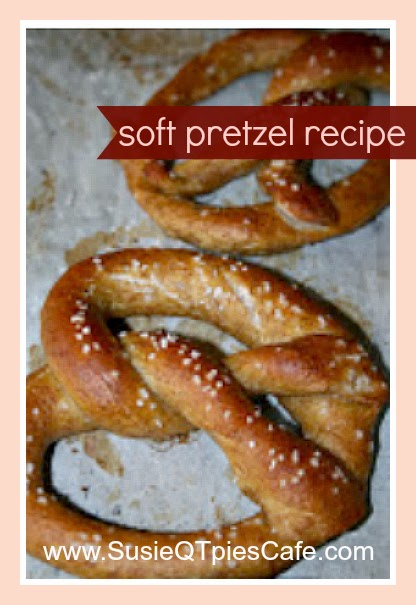 best pretzel recipes