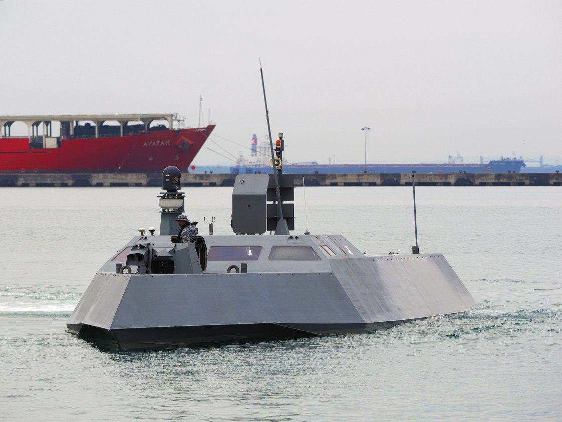 defense studies singapore navy showcases operational