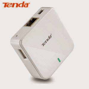 Snapdeal: Buy Tenda 150 Mbps 3G TE-3G150S WirelessMini size Pocket Router worth Rs.2200 for Rs.1149