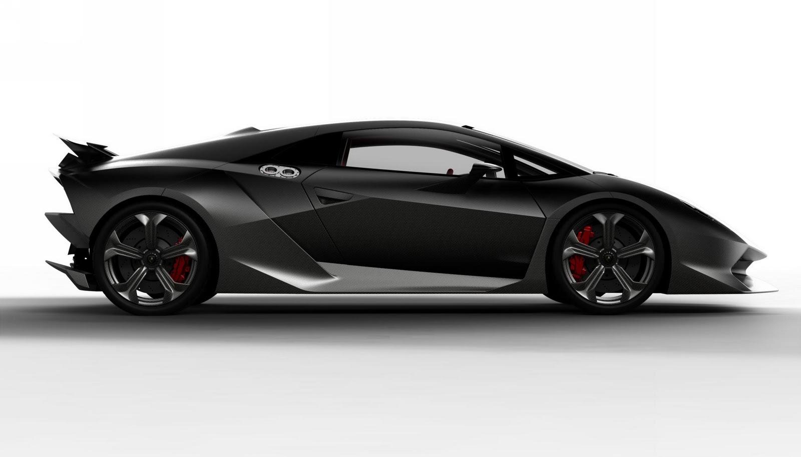 Pratana Coffee Talk Lamborghini Sesto Elemento