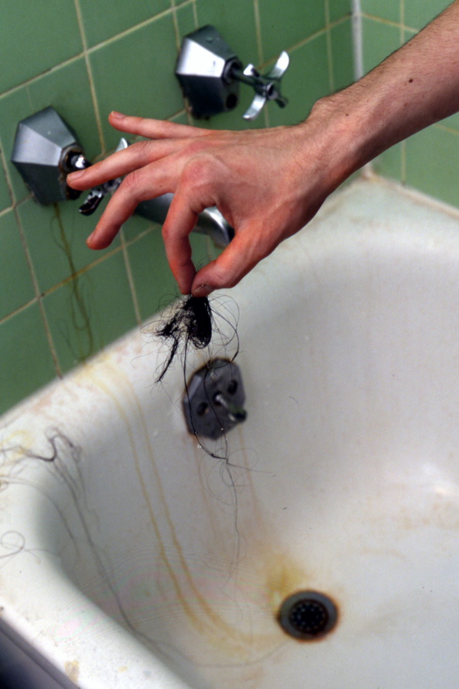 how to unclog a slow draining bathroom sink