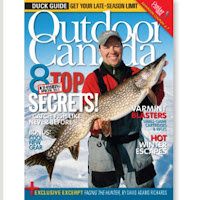 image Outdoor Canada Magazine Cover