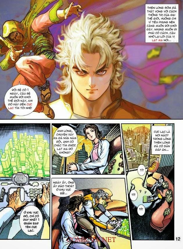 Thần Binh Khoa Huyễn Ký chap 2 - Trang 12