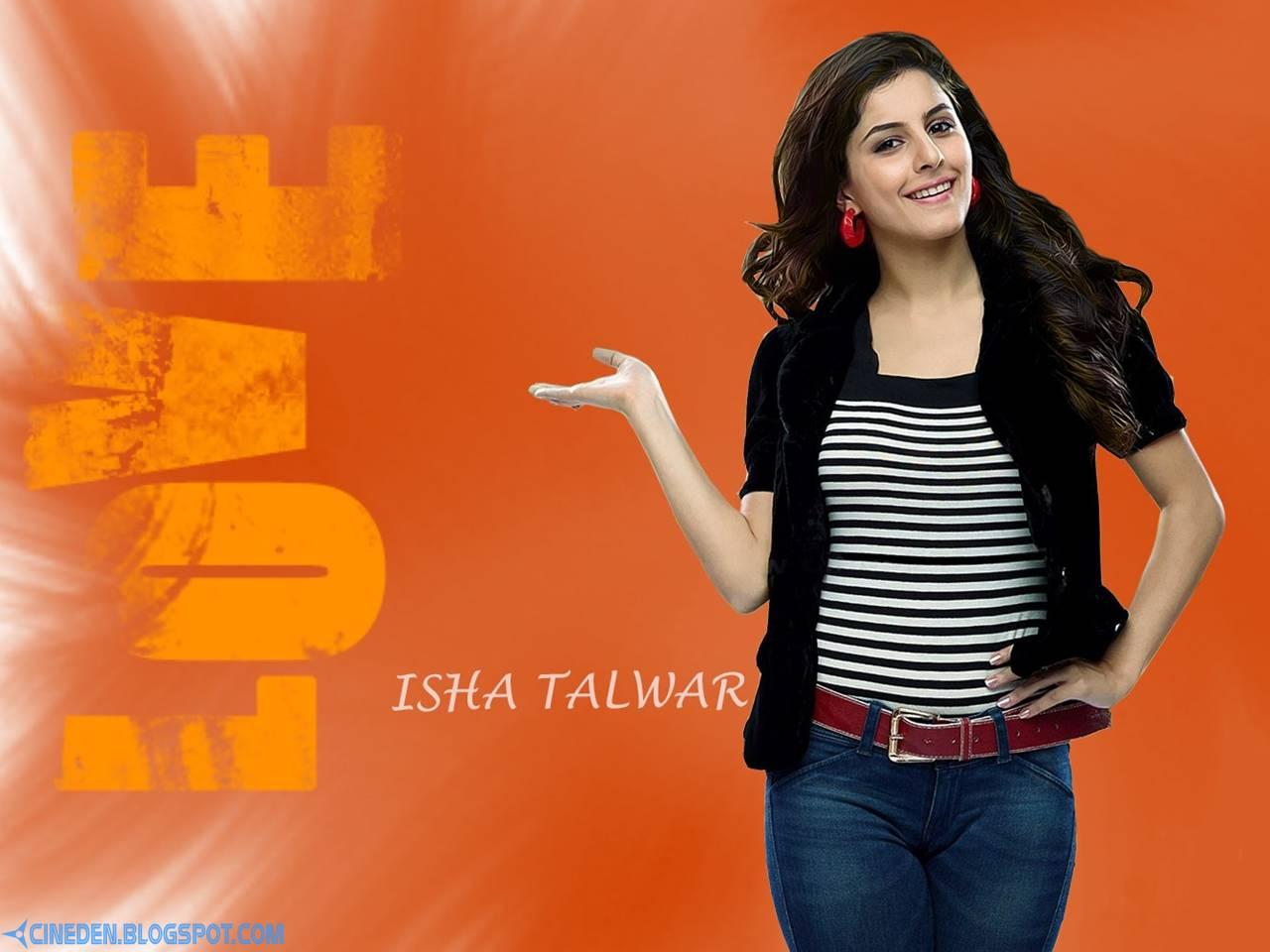 Bollywood is not my final destination: Isha Talwar