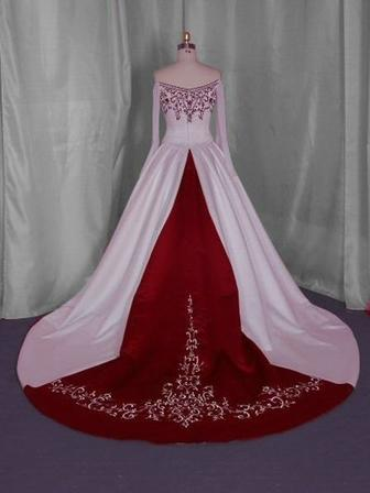 Wedding Dress on Red Wedding Dress Indian Bridal Dresses 2010 Bridal Dress Pics Wedding