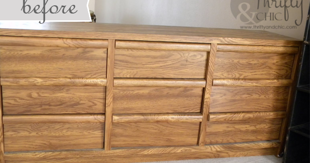 Dresser to Desk...really?
