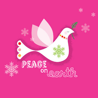 Amy Cartwright | Peace on Earth Dove