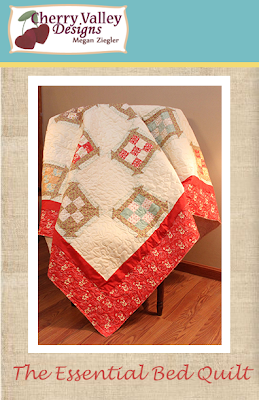 The Essential Bed Quilt Pattern