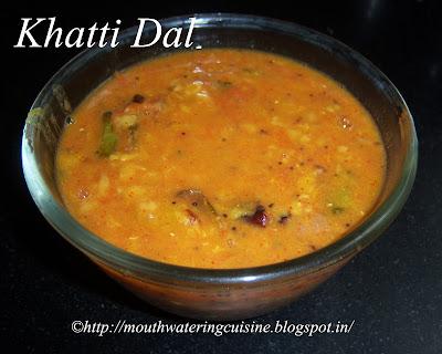 Khatti Dal