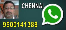 WHATS APP CHENNAI