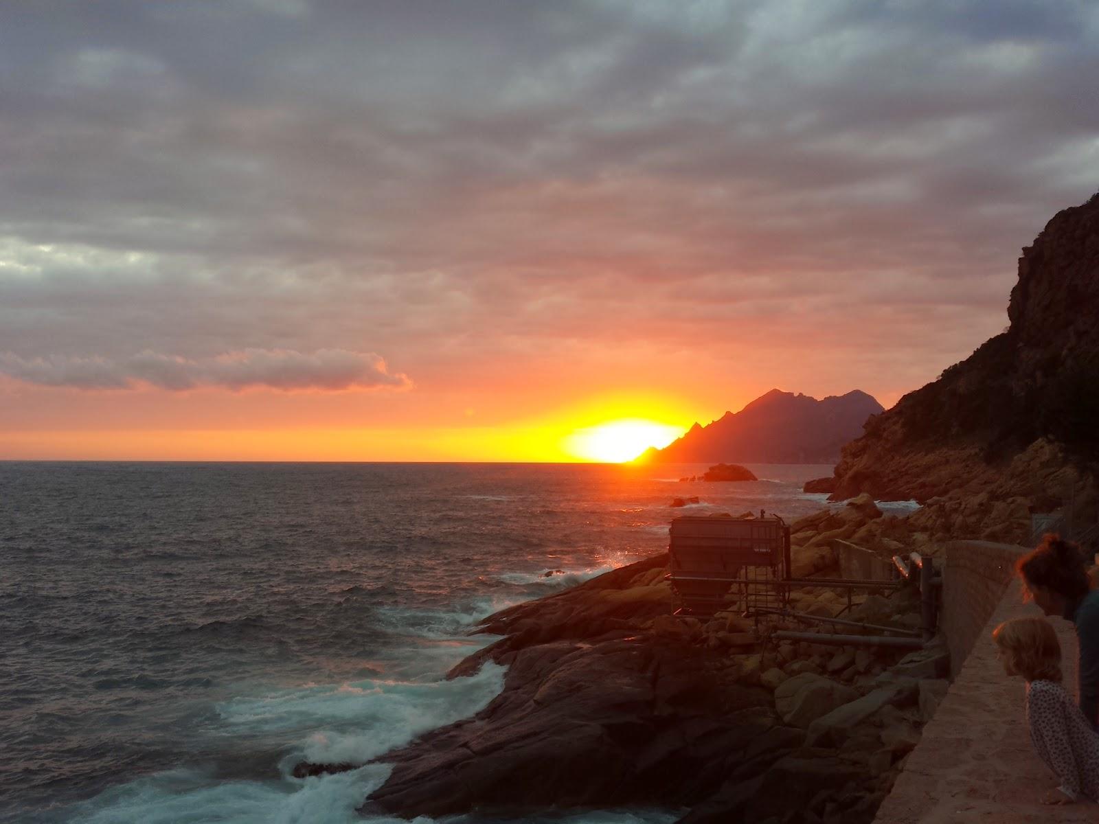 Couché de soleil Porto