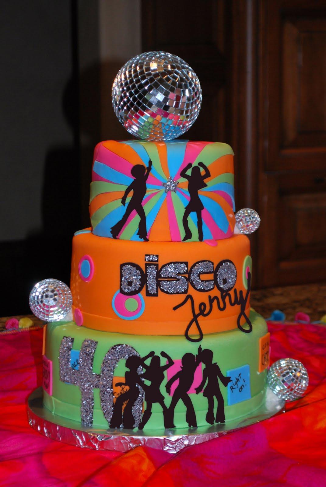 Cake Studio Disco Diva
