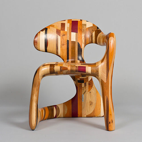 Corsica Chair by Ian Spencer and Cairn Young