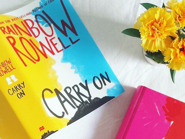 "[Rezension] ""Carry On"" - Rainbow Rowell"