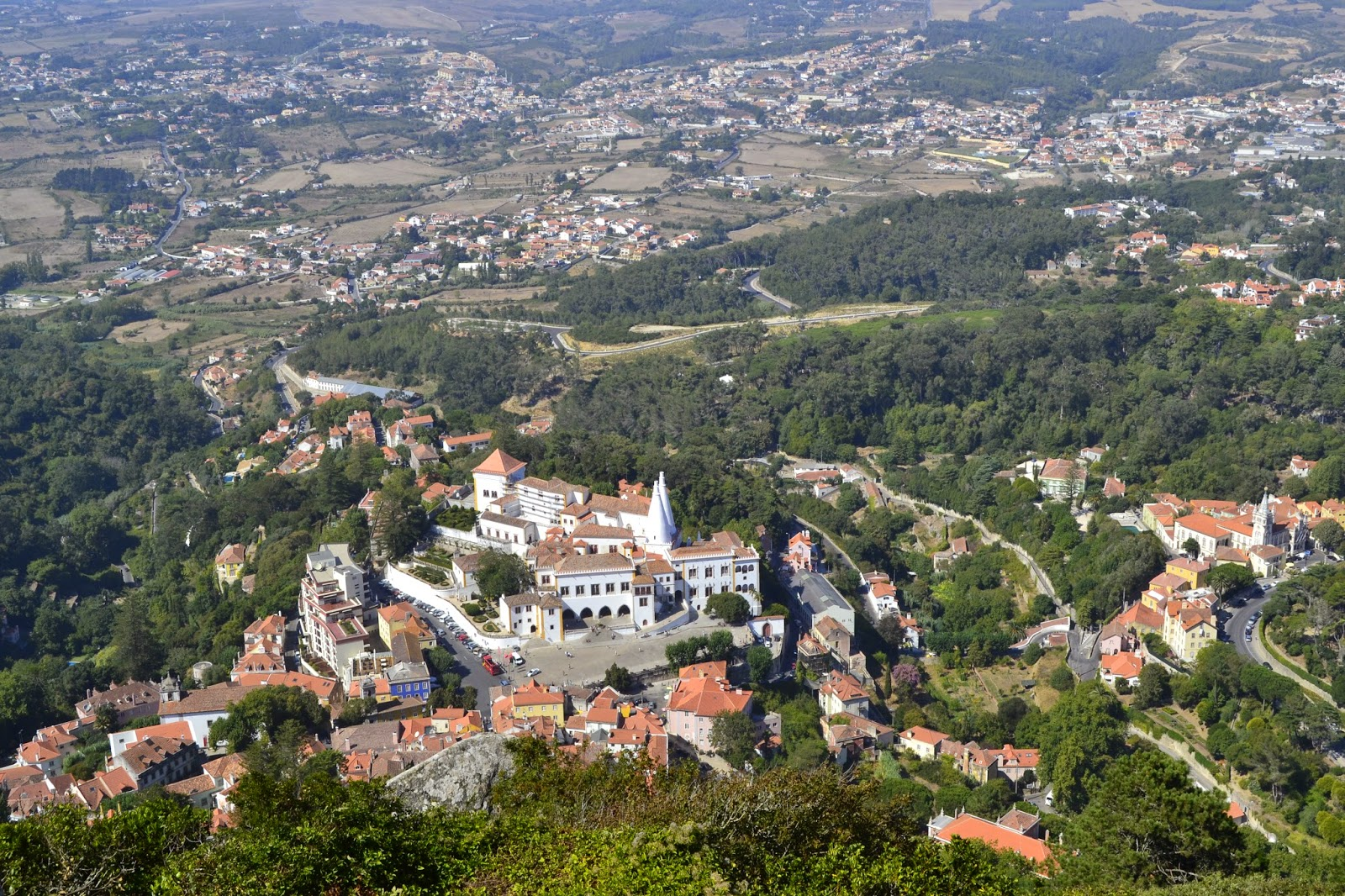 Sintra, Portugal - De Mochila pela Europa! Viviane